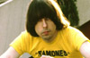 Johnny Ramone (The Ramones),  Montpellier, 22 September 1980